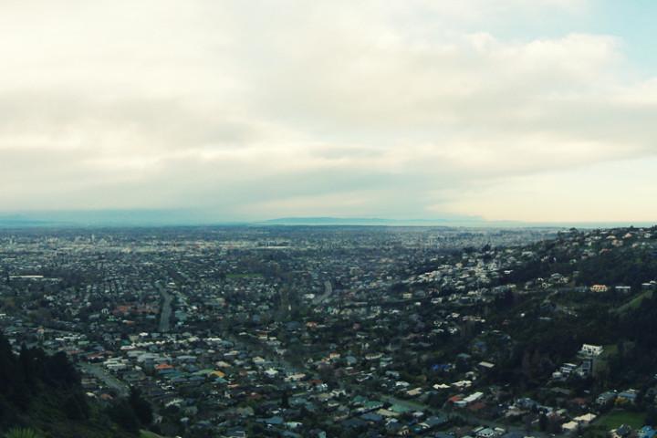 Christchurch Cashmere Panorama